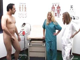 Просмотр порно доктор