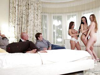 Смотреть порно онлайн негры с женами